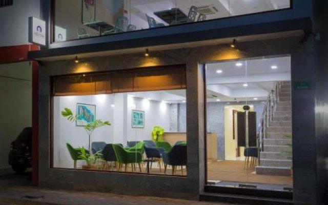 Отель Novina Мальдивы, Мале - отзывы, цены и фото номеров - забронировать отель Novina онлайн вид на фасад