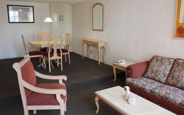 Отель Residencia Rochester Мексика, Мехико - отзывы, цены и фото номеров - забронировать отель Residencia Rochester онлайн комната для гостей