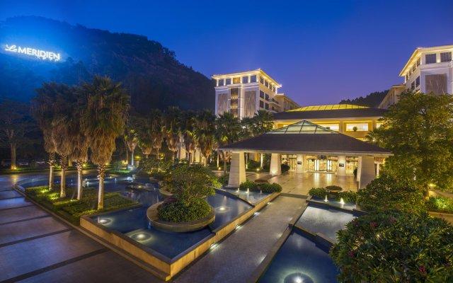 Отель Le Meridien Xiamen Китай, Сямынь - отзывы, цены и фото номеров - забронировать отель Le Meridien Xiamen онлайн вид на фасад