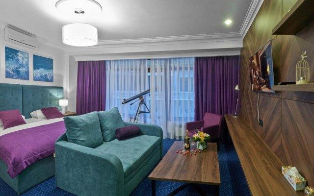 Hotel Fridman комната для гостей