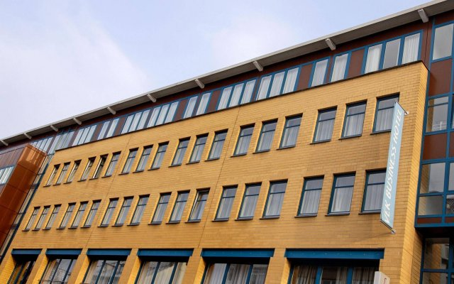 Best Western Hotel Hannover City вид на фасад