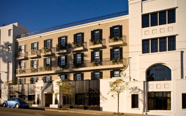 Отель Palihouse West Hollywood США, Уэст-Голливуд - отзывы, цены и фото номеров - забронировать отель Palihouse West Hollywood онлайн вид на фасад