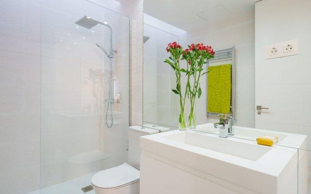 Отель Homelike Congreso Испания, Мадрид - отзывы, цены и фото номеров - забронировать отель Homelike Congreso онлайн ванная