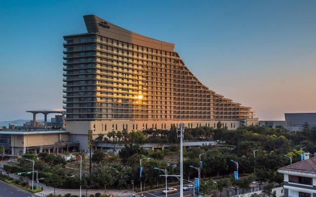 Отель Xiamen International Conference Center Hotel Китай, Сямынь - отзывы, цены и фото номеров - забронировать отель Xiamen International Conference Center Hotel онлайн вид на фасад