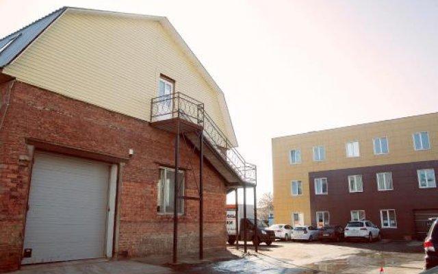 Гостиница Hostel Svoi Lyudi в Москве 3 отзыва об отеле, цены и фото номеров - забронировать гостиницу Hostel Svoi Lyudi онлайн Москва вид на фасад