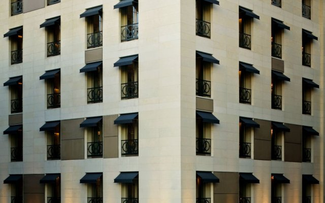 Witt Istanbul Hotel вид на фасад