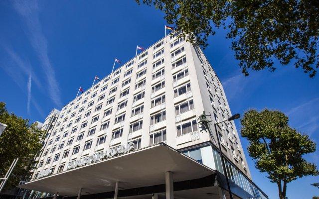 Отель Thistle Kensington Gardens Великобритания, Лондон - отзывы, цены и фото номеров - забронировать отель Thistle Kensington Gardens онлайн вид на фасад