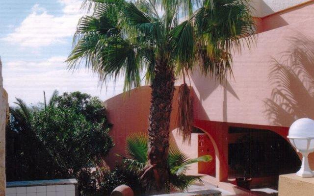 Отель Rocamar Beach Apts Морро Жабле вид на фасад