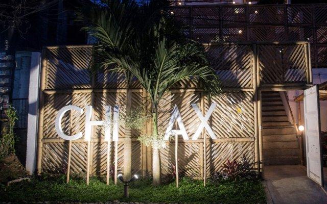 Отель CHILLAX Flashpackers Boracay Филиппины, остров Боракай - 1 отзыв об отеле, цены и фото номеров - забронировать отель CHILLAX Flashpackers Boracay онлайн вид на фасад