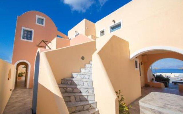 Отель Anemoessa Villa Греция, Остров Санторини - отзывы, цены и фото номеров - забронировать отель Anemoessa Villa онлайн вид на фасад