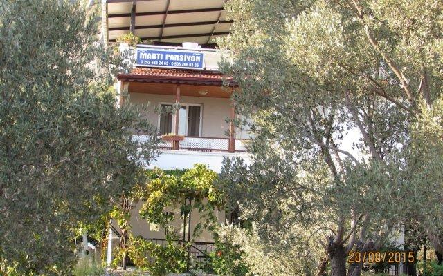 Marti Pansiyon Турция, Орен - отзывы, цены и фото номеров - забронировать отель Marti Pansiyon онлайн вид на фасад