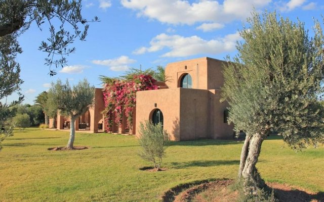 Villa With 6 Bedrooms in Marrakech, With Private Pool, Terrace and Wif