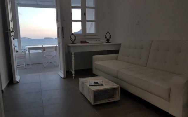 Отель Amoudi Villas комната для гостей