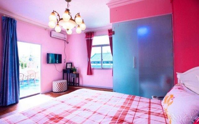 Отель The Inn of Sky-blue Bay Китай, Сямынь - отзывы, цены и фото номеров - забронировать отель The Inn of Sky-blue Bay онлайн комната для гостей