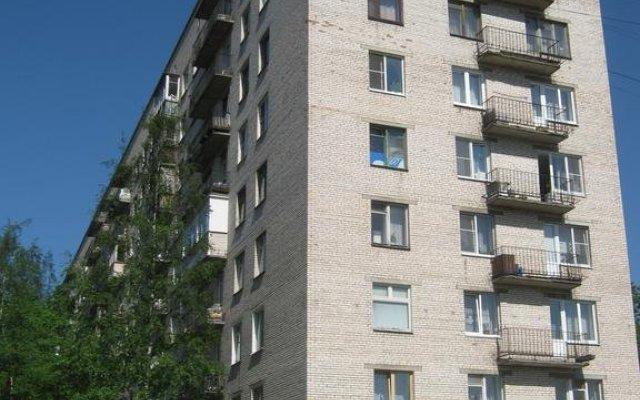 Гостиница Бульвар Новаторов 116 вид на фасад