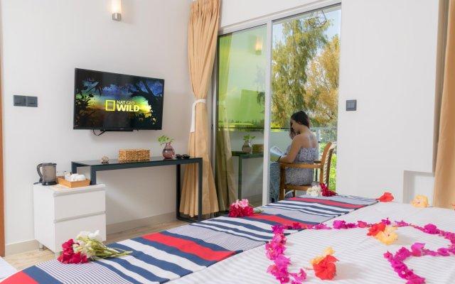 Отель The Orca Мальдивы, Мале - отзывы, цены и фото номеров - забронировать отель The Orca онлайн комната для гостей