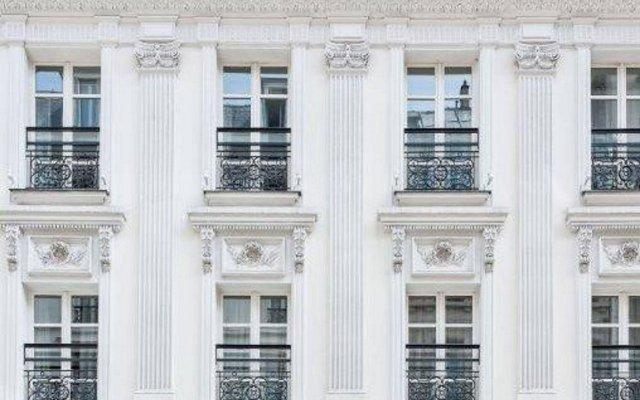 Отель du Romancier Франция, Париж - отзывы, цены и фото номеров - забронировать отель du Romancier онлайн вид на фасад