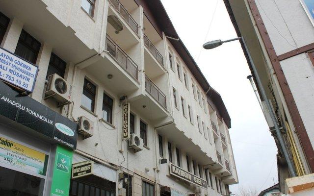 Отель Kayiboyu Otel Анкара вид на фасад