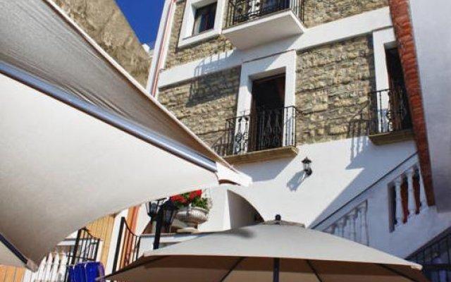 Отель B&B Casa Angelieri Пиццо вид на фасад