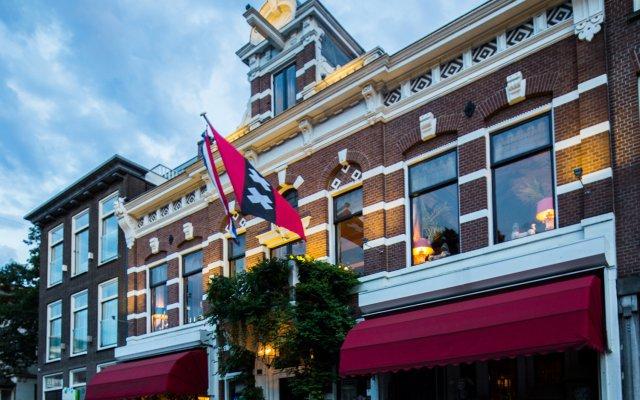 Отель Breitner House Нидерланды, Амстердам - 1 отзыв об отеле, цены и фото номеров - забронировать отель Breitner House онлайн вид на фасад