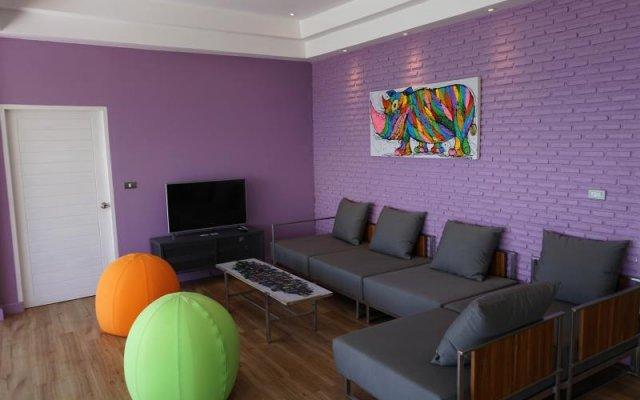 Отель Naroua Villas комната для гостей