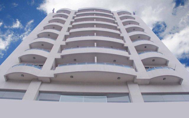 Отель Supun Arcade Residency вид на фасад