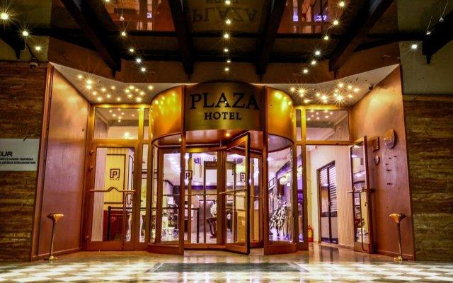 Plaza Hotel Diyarbakir Турция, Диярбакыр - отзывы, цены и фото номеров - забронировать отель Plaza Hotel Diyarbakir онлайн вид на фасад