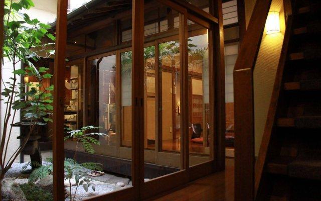 Отель Zen Oyado Nishitei Фукуока вид на фасад