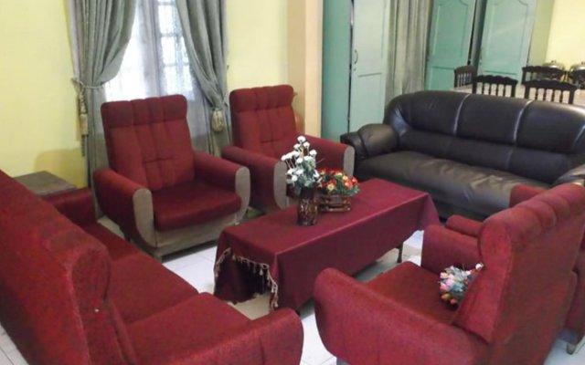 Hotel Green View Bandarawela комната для гостей