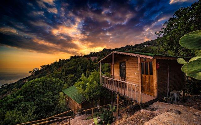 Full Moon Camp Турция, Кабак - отзывы, цены и фото номеров - забронировать отель Full Moon Camp онлайн вид на фасад