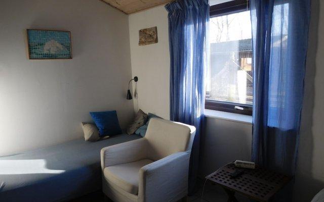 Отель - Hejren Дания, Орхус - отзывы, цены и фото номеров - забронировать отель - Hejren онлайн комната для гостей