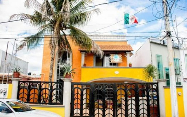Отель Agavero Hostel Мексика, Канкун - отзывы, цены и фото номеров - забронировать отель Agavero Hostel онлайн вид на фасад