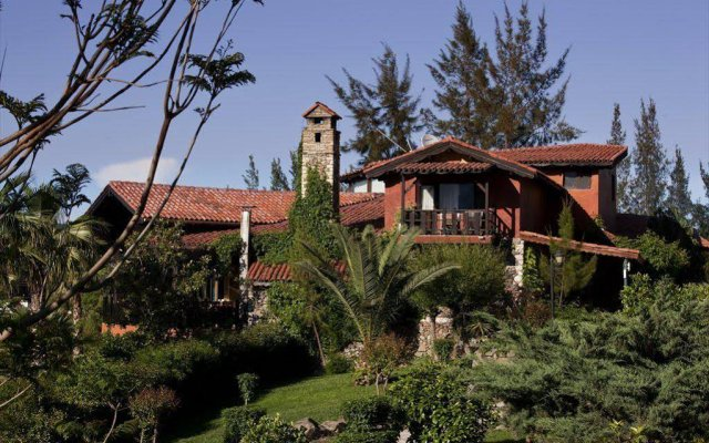 Hotel Berke Ranch&Nature вид на фасад