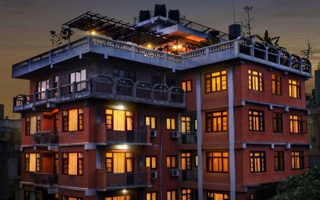 Отель Excelsior Непал, Катманду - отзывы, цены и фото номеров - забронировать отель Excelsior онлайн вид на фасад