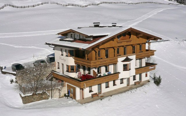 Отель Gästehaus Windegg вид на фасад