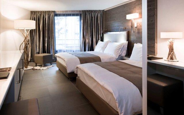 Отель Morosani Fiftyone - the room only Hotel Швейцария, Давос - отзывы, цены и фото номеров - забронировать отель Morosani Fiftyone - the room only Hotel онлайн комната для гостей