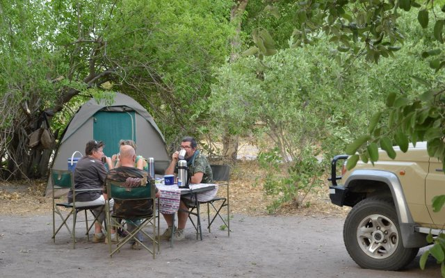 Khwai Mobile Camp