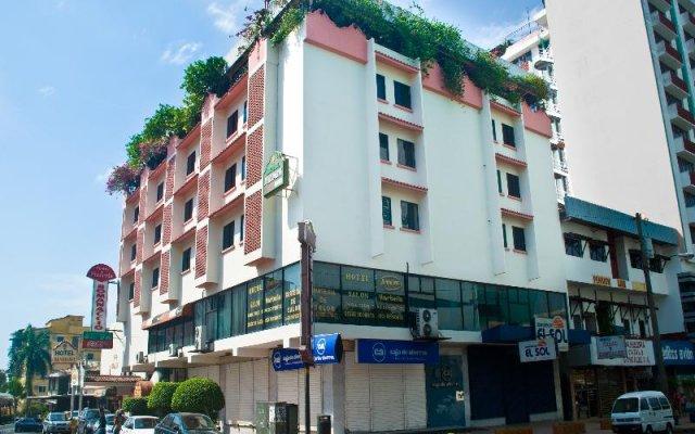 Hotel Benidorm Panama 0