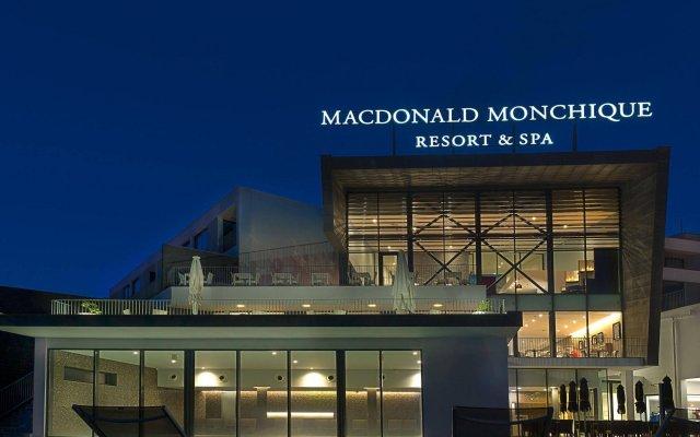 Отель Longevity Wellness Resort Monchique вид на фасад