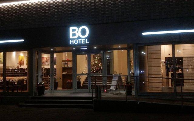 BO Hotel Hamburg вид на фасад