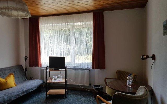 Hotel Zur Schanze комната для гостей