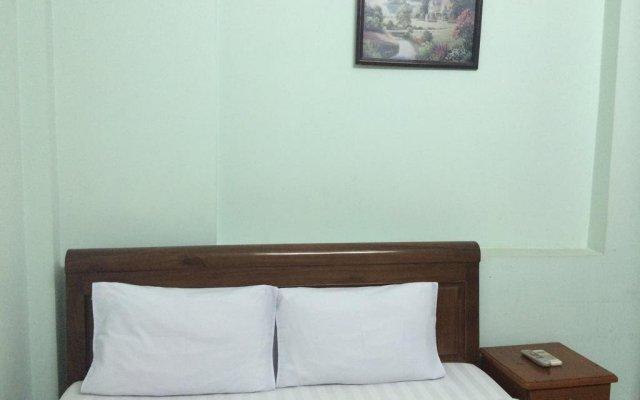Hai Yen Hotel комната для гостей