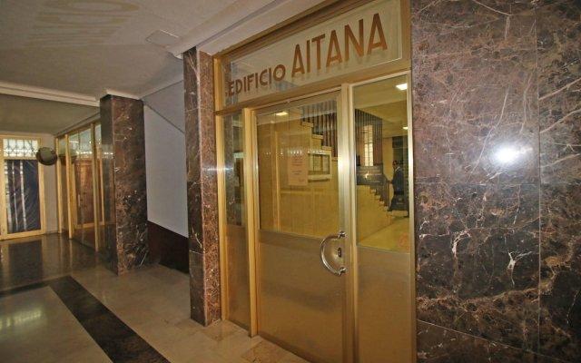 Апартаменты Holiday Apartment Aitana - Costa Calpe вид на фасад