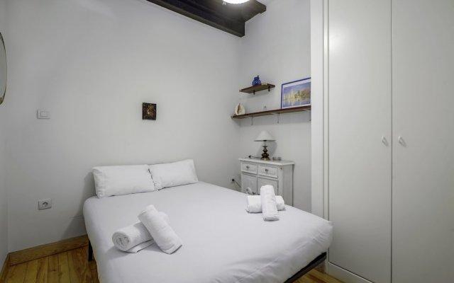 Апартаменты SanSebastianForYou Otazu Apartment комната для гостей