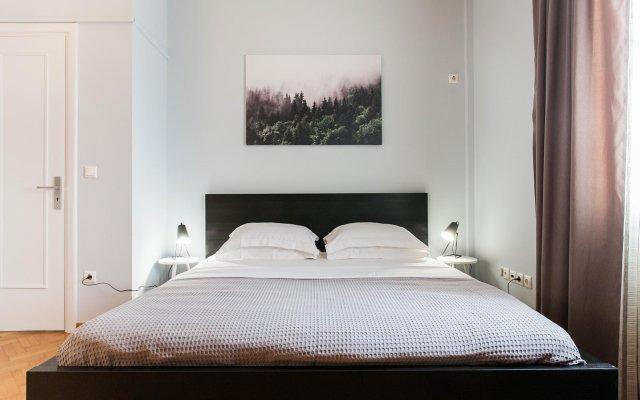 Апартаменты Syntagma Square Luxury Apartment Афины комната для гостей