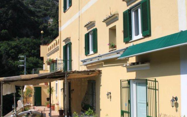 Отель Torre Dello Ziro Италия, Равелло - отзывы, цены и фото номеров - забронировать отель Torre Dello Ziro онлайн вид на фасад