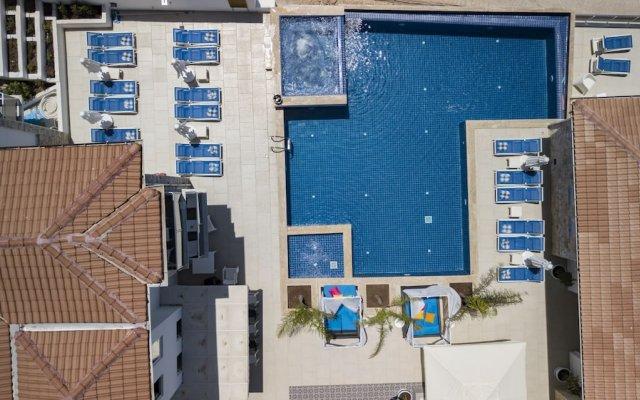 La Kumsal Hotel Турция, Патара - отзывы, цены и фото номеров - забронировать отель La Kumsal Hotel онлайн вид на фасад
