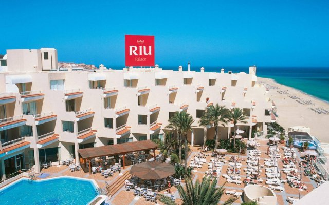 Hotel Riu Palace Jandia вид на фасад