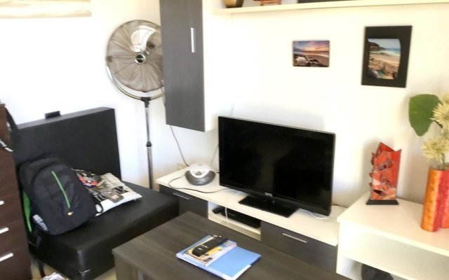 Apartment With one Bedroom in Antigua, Las Palmas, With Pool Access, F