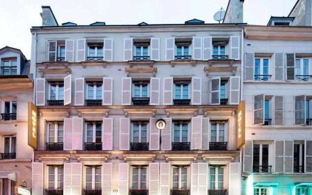 Отель Elysées Hôtel вид на фасад
